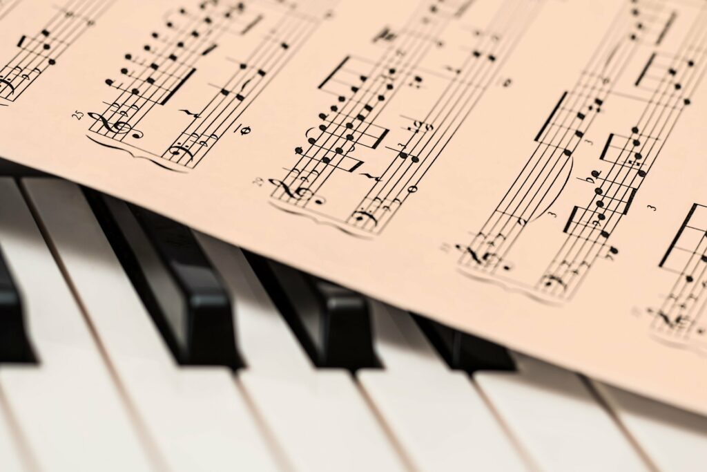 online piano music lesson plans for kids and adults
