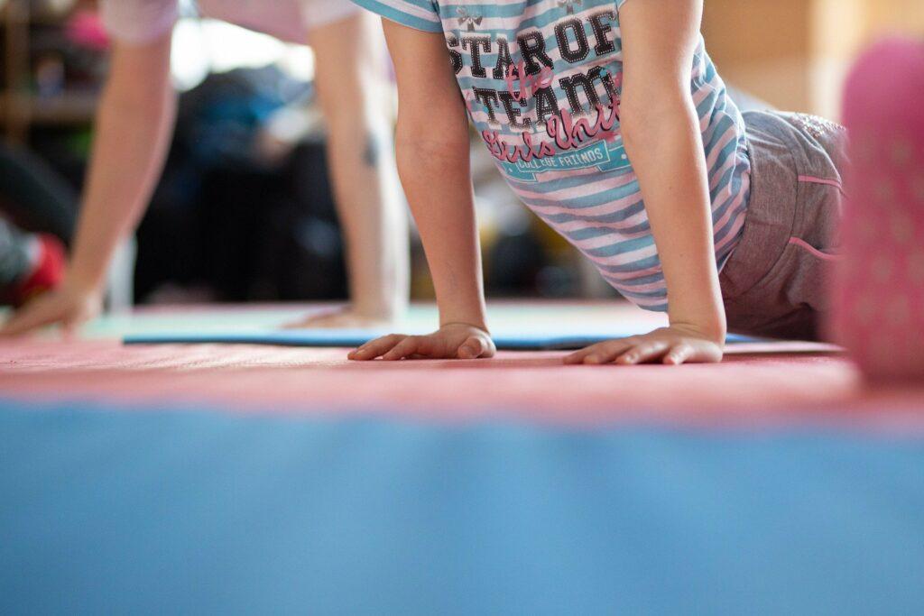 Online Yoga Classes for Children